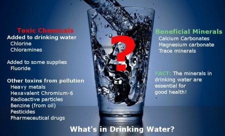 is tap water safe for drinking